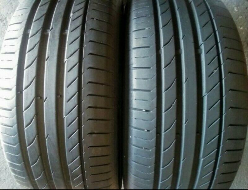 225/50/17 Continenetal Runflat for sale 90% treat