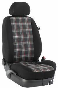 Opel-Vivaro-A-Bj-2001-2014-Mass-Sitzbezuege-vorne-3-Sitzer-GTI-rot-schwarz