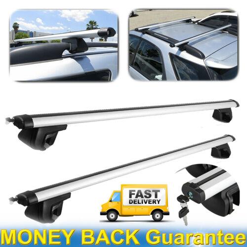 Lockable Aluminium Car Roof Rack Rail Bars for Citroen Grand C4 Picasso 2006-13