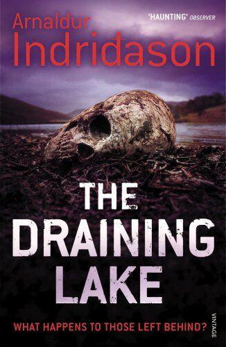 The Draining Lake (Reykjavik Murder Mysterie..., Indridason, Arnaldur 0099494140