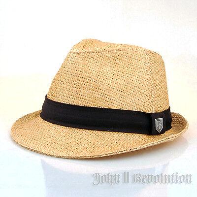 J2R Fedora Summer Sun Beach Men Women Couple Fedora Trilby Hat Cap JRJ034
