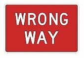 Two 2 New 1//14th Scale Traffic Signs for RC Trucks /& Construction
