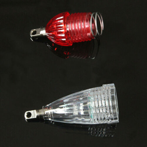LED Mini Deep Drop Unterwasserfischen Fisch Tintenfisch Köder Locken Licht Lampe