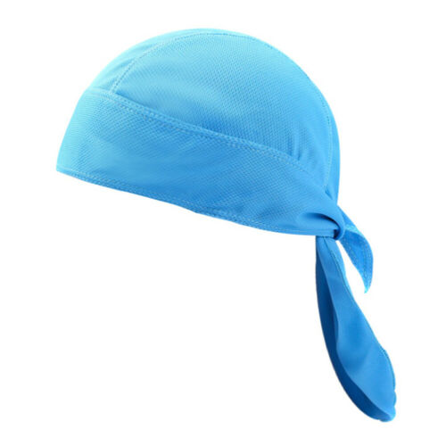 Unisex Outdoor Short Tail Breathable Cycling Pirate Cap Sport Bandana Head Scarf