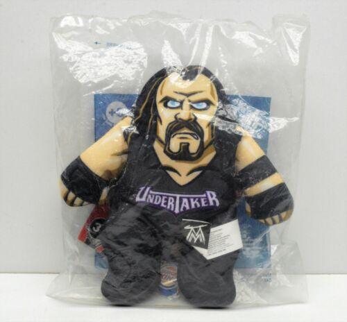 WWE WWF le croque-mort Mini Plush new in package 2010 Burger King Enfants Repas Premium