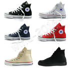 CONVERSE Women's Lady ALL STARs Trainers Casual High Top Shoes Canvas Sneakers