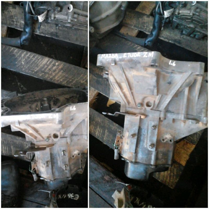 Mazda etude manual gearbox for sale