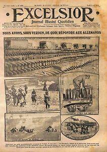 Bataille-de-Verdun-Munitions-Transport-Railway-Ammunition-Rails-Poilus-WWI-1916