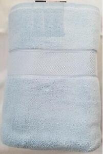 Allegra Blue LOFT by loftex Spa Towel30in x 58in PREOWNED