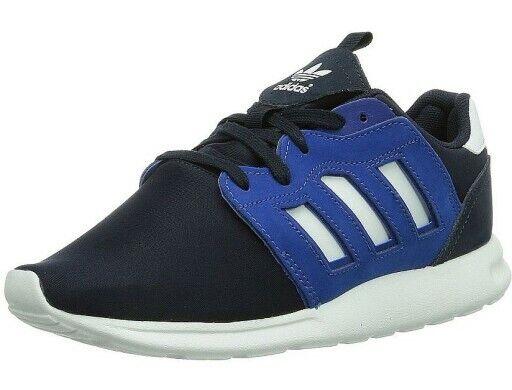 Adidas ZX 500 2.0 daSie Laufen Turnschuhe NEW Gr 38 2 3 Dark Blau M20886 NMD ZX