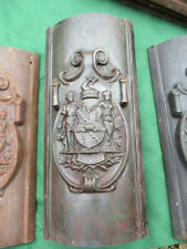 Architectural Antique Cast Iron StreetLight Inspection Cover Lamppost Birmingham