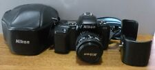 Nikon N6006 35MM SLR Camera with 35-70MM AF Nikkor lens with case. Working