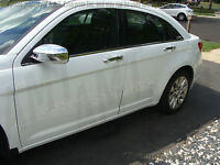 Chrysler 200 Chrome Combo Package Includes Mirrors & Door Handle Covers