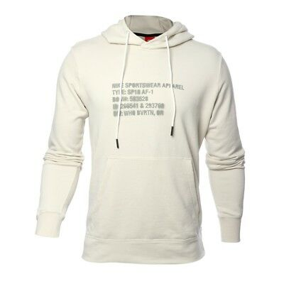 Details about Nike Mens Embroidered Cotton Polyester Hoodie Size XXL NEW