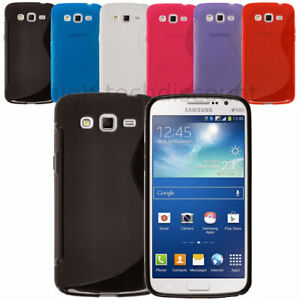 Détails sur Housse etui coque silicone gel pour Samsung Galaxy Grand Plus i9060 film ecran