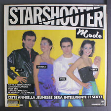 STARSHOOTER: Mode LP (France, poster included, 2 small tags on cover)