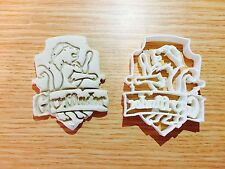 Gryffindor badge Harry potter Biscuit Cookie Cutter Fondant Cake Decorating Mold