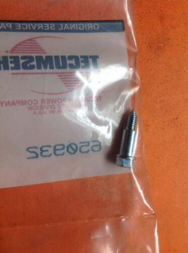 Genuine Tecumseh 650932 Screw Shoulder