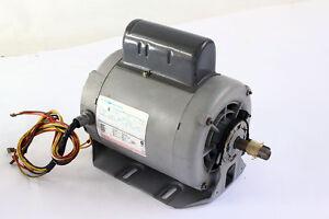 1 2hp Electric Motor 115v Magnetek 8 173541 01 Century
