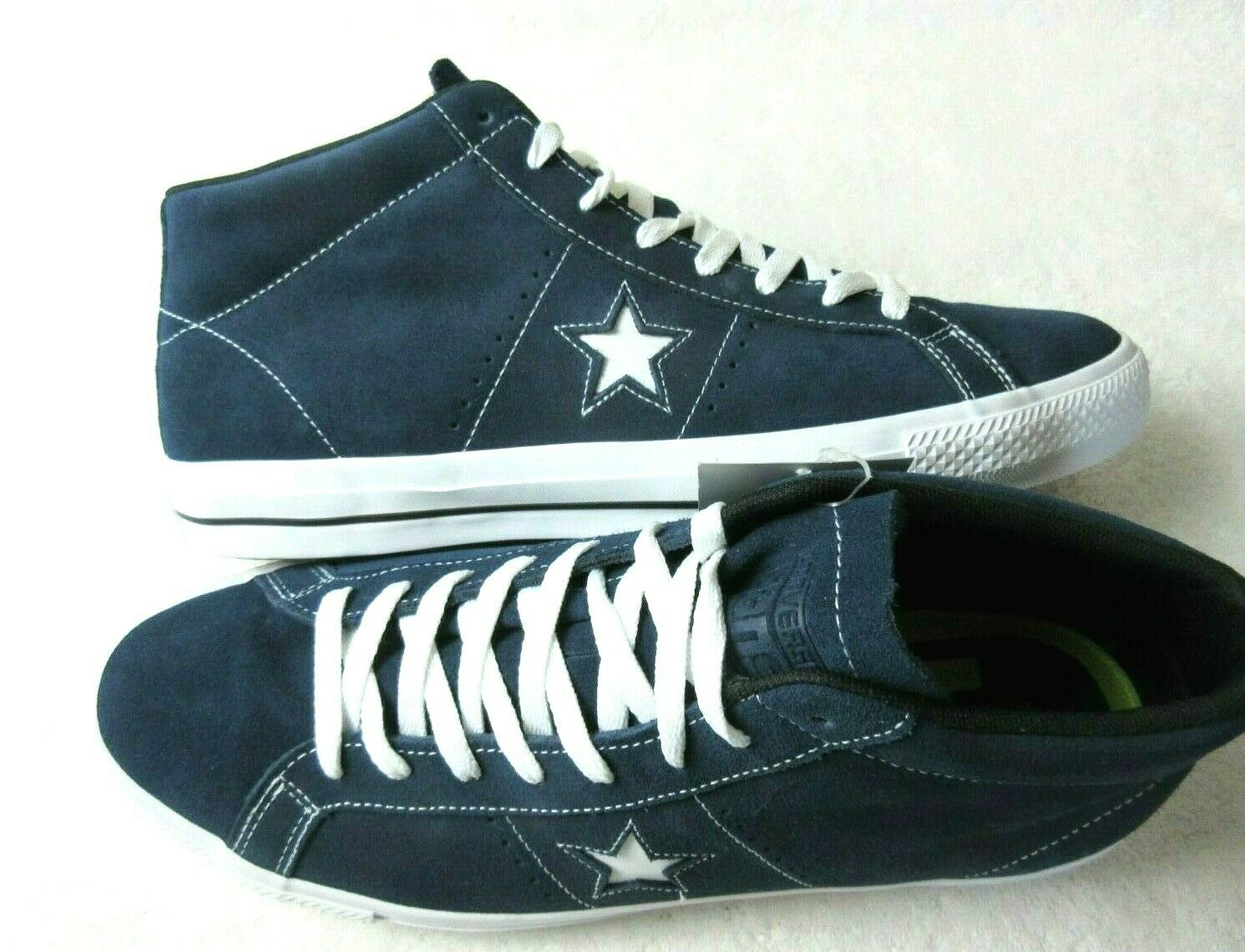 Converse Cons One Star Pro Suede Mid