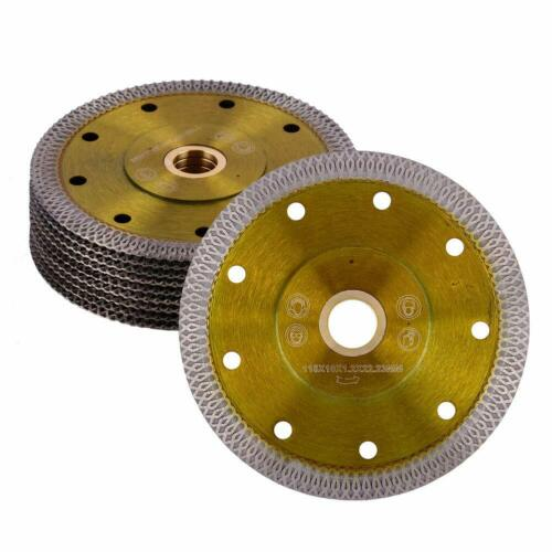 """4.5/""""D115Mm Super Thin Diamond Ceramic Saw Blade Porcelain Cutting For Or Tile"""