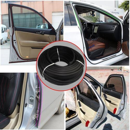 Car Auto Window Door Trunk Protector Guard Seal Edge Trim Weatherstrip 10ft 3m