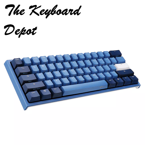 🦆 SPECIAL EDITION: Ducky One 2 Mini 60% PBT Keyboard Cherry MX RARE ALL  COLORS
