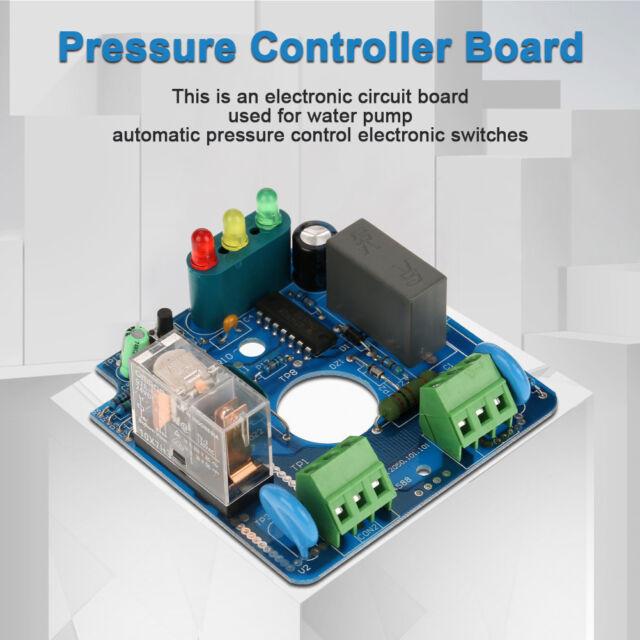 water pump automatic pressure control switch electronic circuitwater pump automatic pressure control switch electronic circuit board sg