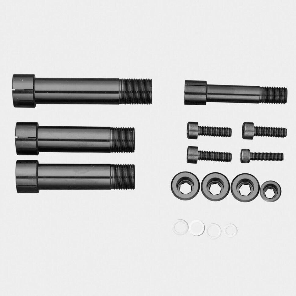 Santa Cruz Bronson 1.0 Alluminio Telaio Carbonio Achsenkit senza Cuscinetti