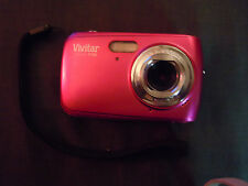 Vivitar 14.1 MP Vivicam F126. HD photo and video camera - Pink