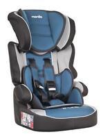 NANIA BELINE SP PETROL Autositz  Kindersitz 9-36 Kg GRUPPE I/II/III ADAC