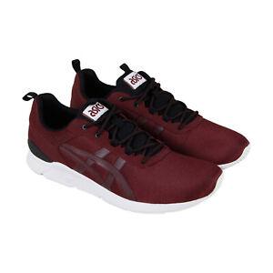 Zapatos de hombre Asics rojas ¡Compara ahora y compra al