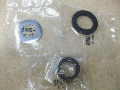 New Countershaft Counter Shaft Seal Bushing Kit For 87-04 Yamaha YZ125 YZ 125