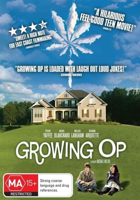 Growing Op (DVD, 2010)