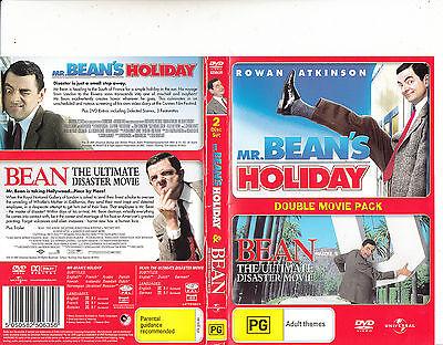Mr Bean S Holiday 2007 Bean 1997 Rowan Atkinson Movie Dvd Ebay