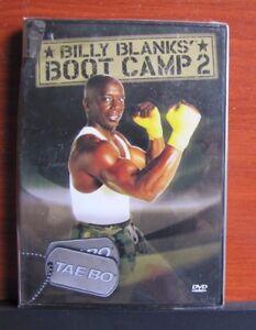billy banks boot camp 2 tae bo new 2004 dvd workout fitness 767712813082 ebay. Black Bedroom Furniture Sets. Home Design Ideas