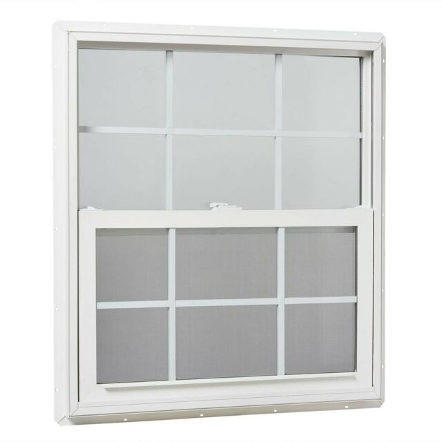 TAFCO WINDOWS Top Hinge Awning Vinyl Window White ...