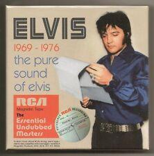 "ELVIS PRESLEY 8 CD SET ""THE PURE SOUND OF ELVIS 1969-1976"" 2017 UNDUBBED MASTERS"
