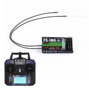 Flysky-FS-iA6B-2-4G-6-Channel-Remote-Control-Receiver-for-RC285-GT2E-GT2F-GT2G-b