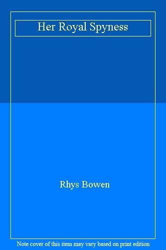1 of 1 - Her Royal Spyness,Rhys Bowen- 9781472120687
