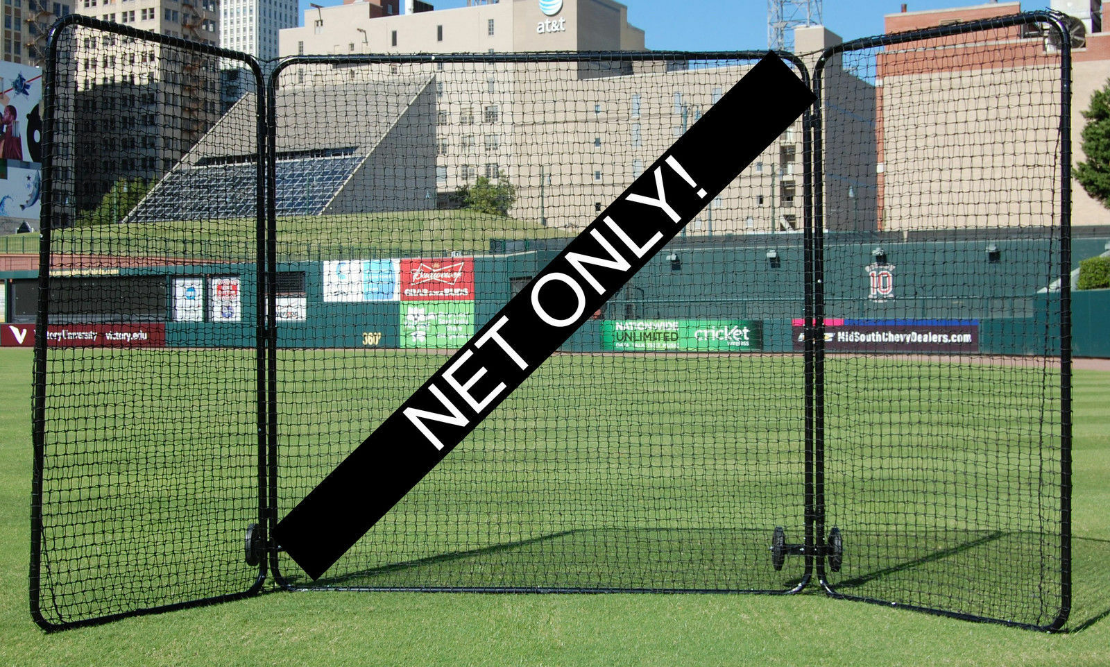 New ProCage™ Tri-fold Screen Replacement Net Net Net - Net Only - 1  8'x8', 2  4'x8' b3d85e