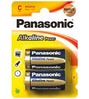 Batterie 1x2 Panasonic Alkaline Power Baby C LR 14
