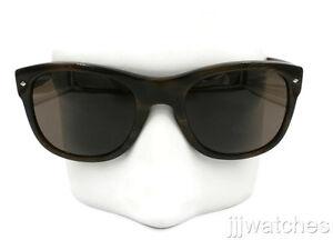 24e2837ef86 Image is loading New-Giorgio-Armani-Brown-Square-Gradient-Women-Sunglasses-