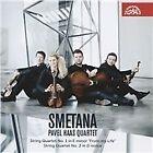 """Bedrich Smetana - Smetana: String Quartets Nos. 1 """"From My Life"""" & 2 (2015)"""