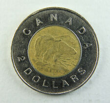 2 Dollars Canada 1996, Polar Bear, Elizabeth II