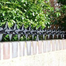 Stegastrip Fence Wall Spikes 2.5m rotating Security anti cat Intruder climb