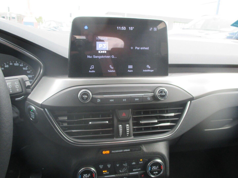Ford Focus 1,5 EcoBlue Titanium - billede 9