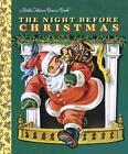 Night Before Christmas von Clement Clarke Moore (2014, Gebundene Ausgabe)
