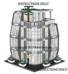 Modern Architecture Lego lego custom modern modular building -architecture firm