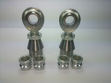 Econ. TrackBar 3/4 x 3/4 Bore Heim Joints,3/4-5/8 MS Spacer(Bung Fits 1 id Tube)